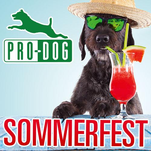 Sommerfest - 15 Jahre PRO-DOG